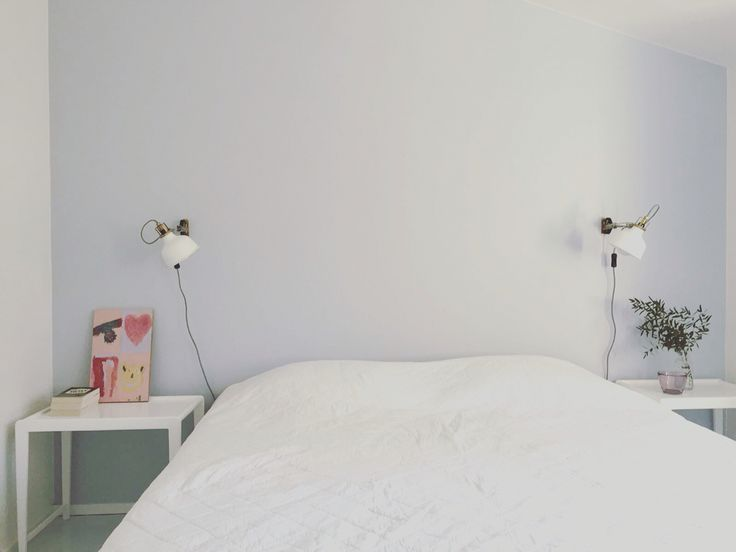 Master bedroom, decoration Anna-Kaisa Melvas