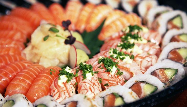 Sushi by Umeshu   Flow Festival