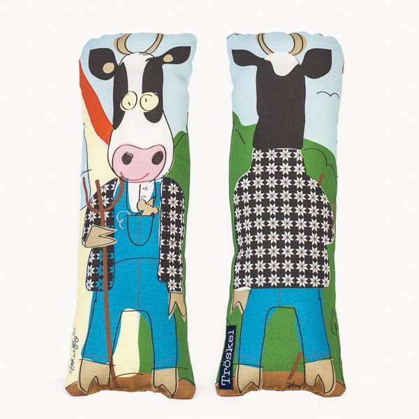 Mr American Cow lavender sachet from www.troskodesign.com