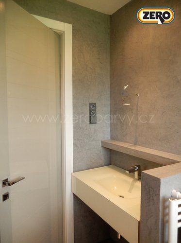 ZERO MagicTouch - vysoce odolná dekorativní stěrka např. do koupelny