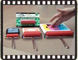 Inkssentials™ Inky Roller™ Brayer Basics