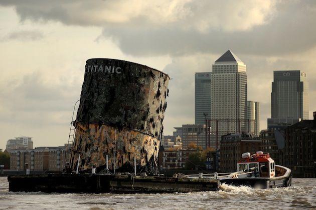 Bildergebnis für titanic wreck