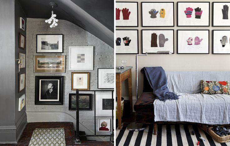 Le composizioni più belle, gli errori da evitare, i tasselli e gli adesivi da usare per appenderli: qui ti spieghiamo come decorare le pareti con quadri e immagini