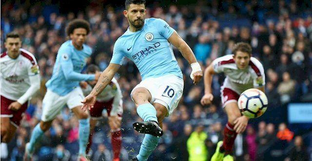Man City vs Burnley FC