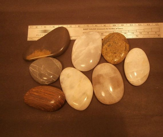 Fine Polished Australian Beach Stones in Five by AllAussieOpals