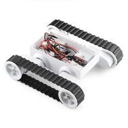 Rover 5 Robot Platform - ROB-10336 - SparkFun Electronics