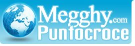 Il logo della sezione punto croce su megghy.com