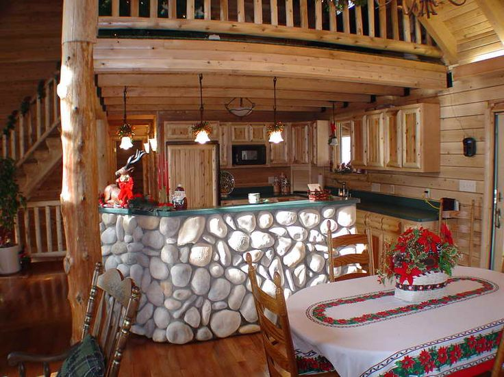 46 best ideas for the house images on pinterest log for Traditional log cabin plans