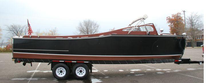 Classic Boats - 29' Sportsman