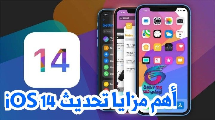 تعرف على مزايا تحديث نظام الايفون الجديد Ios 14 Electronic Products Note 5 Phone