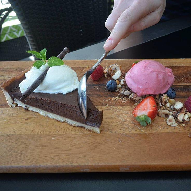 Let them eat cake. #FoodieFridays #hotelurban #gazebo  #brisbaneeats #munchies #MarieAntoinette #quotes