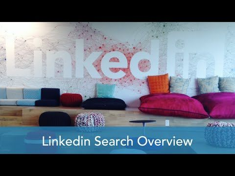 Find People And Jobs Faster With New LinkedIn Search