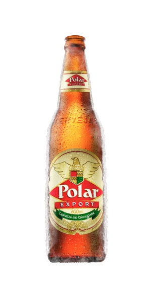 Polar, official beer of Rio Grande do Sul, Brazil's southernmost state
