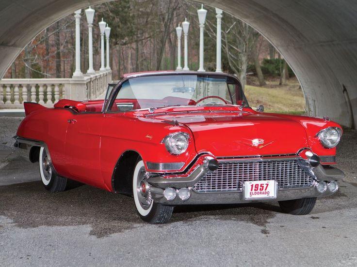 1957 Cadillac Sixty-Two Eldorado Special Biarritz 2x4 carb. (57-6267SX) '1957