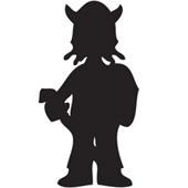 Wallsticker - Figur - 903