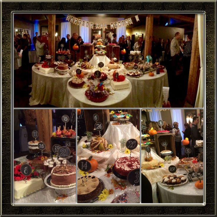 Italian Wedding Desserts: Dessert Auction! Dessert Dash Or Dessert Frenzy With