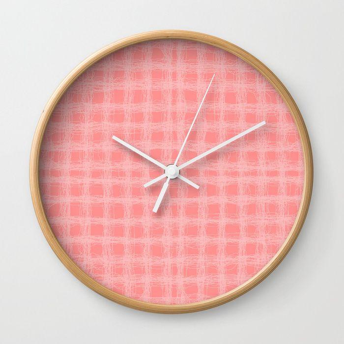 Best 25 Pink Wall Clocks Ideas On Pinterest Pink Wheels