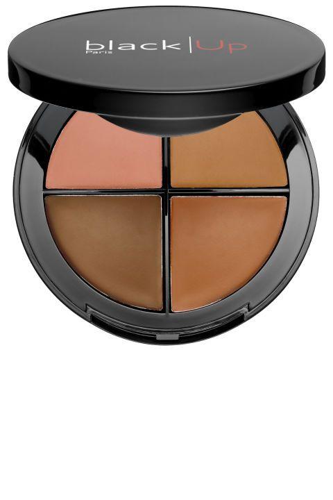 The best collection of hard-to-find shades for dark skin tones. Black Up Concealer Palette, $30.50, sephora.com.
