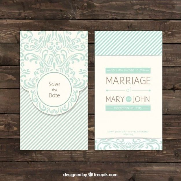 7 best bow банты images on Pinterest Gift cards, Vector free and Arch - fresh wedding invitation vector templates free download