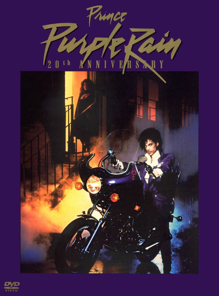 Saw Purple Rain in theater with my daughter last week. LOVE Prince, my all time favorite artist!