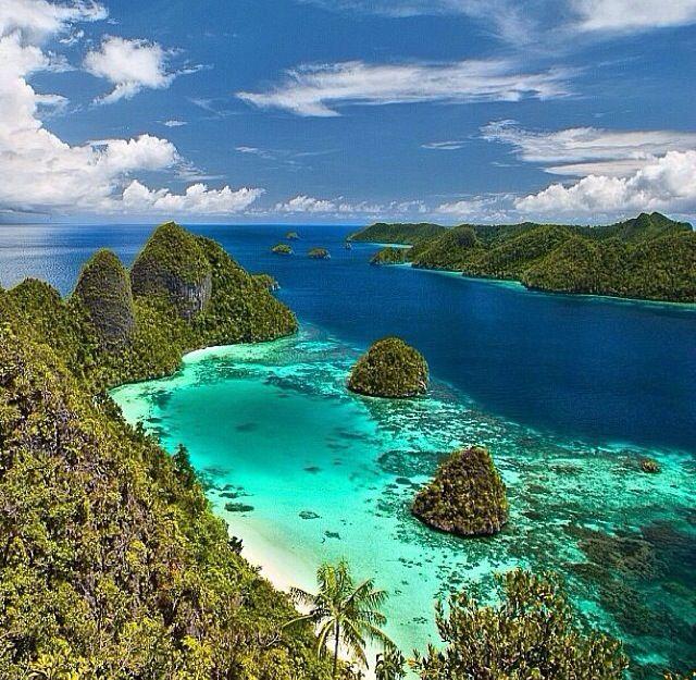 Raja Ampat, Indonésia