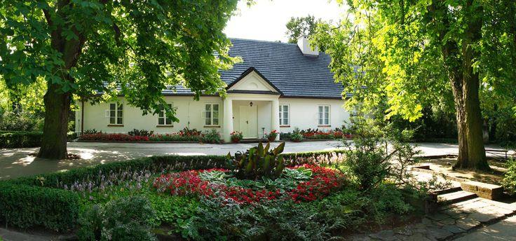 Żelazowa Wola - birthplace on Fryderyk Chopin