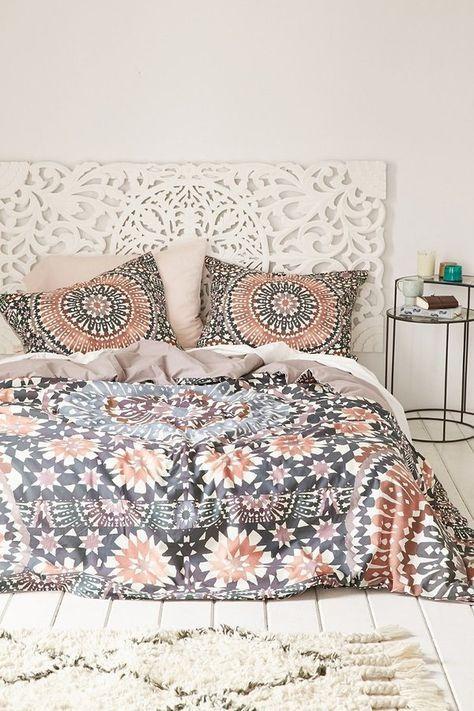 boho bedroom #urbanoutfitters