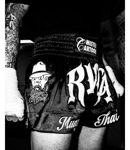 COMING 12/15/17 | Sign up to be notified when its available. The RVCA Mr Thai Muay Thai Short is a classic Muay Thai short with a wide elasti...