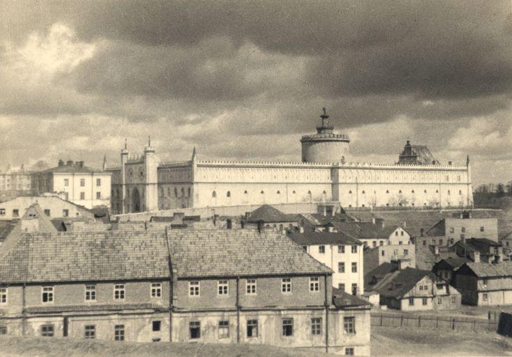 dLibra Digital Library - [Lublin. Zamek i Podzamcze]