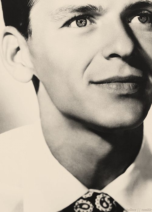 Frank Sinatra... They don't make them like this anymore (except my dashing fiance!!)