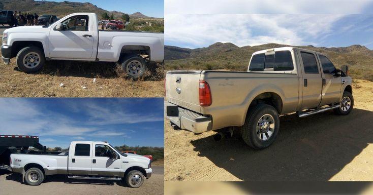 En menos de 12 horas CES y AEI recuperan tres vehículos robados en carretera Parral- Chihuahua | El Puntero