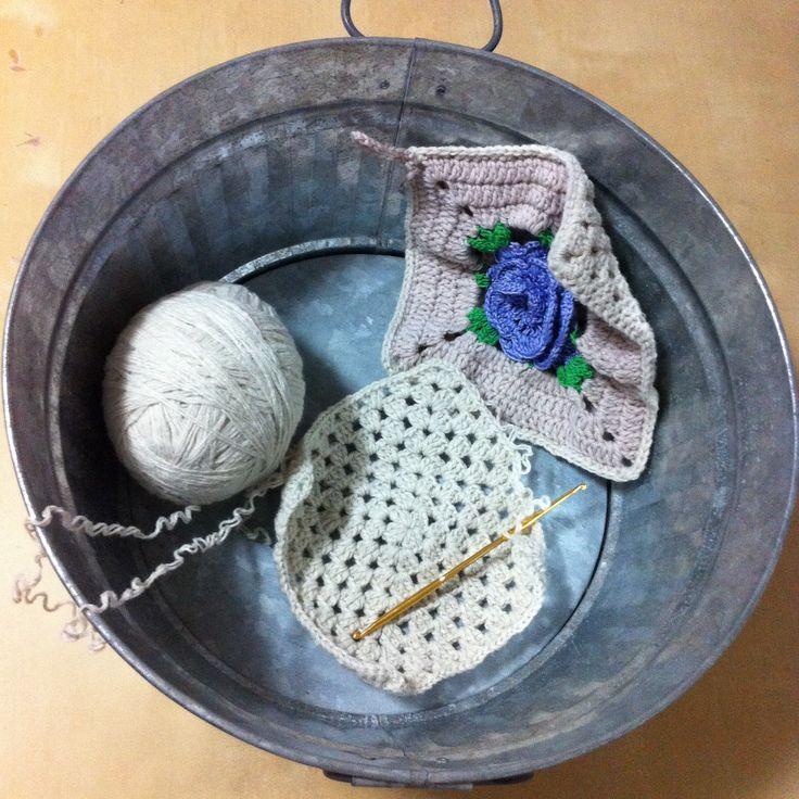Work of the second part.  #fun #crochet #work #handmade #potholder