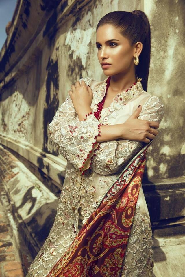 Tena Durrani Formals For Women 2017 by Al Zohaib Textile