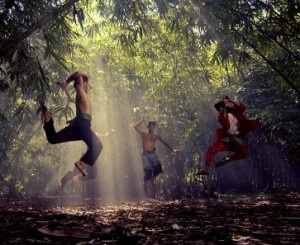 Pencak Silat (A traditional and Mystical Martial Art)