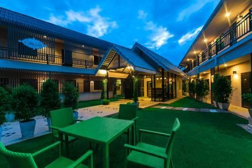 Calla Lily Boutique Residence - Situé dans un quartier résidentiel de Chiang Mai, le Calla Lily Boutique Residence dispose d'une piscine d'eau salée, d'un jardin et d'une connexion Wi-Fi gratuite. Adresse Calla Lily Boutique Residence: 23/4 Tasara District, Muang 50000 Chiang Mai