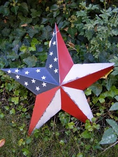 A great tutorial: Celestial Bodies Stars, July Diy, Simple, Paper Crafting, Tutorial, July 4Th, Diy Projects, Patriotic Crafts
