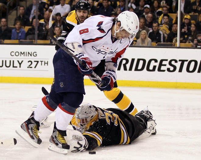 Alex Ovechkin on 4/25/12
