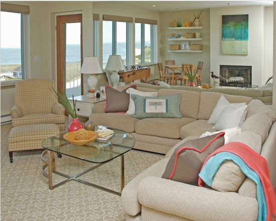 Best 17 Best Images About Seaside Coral Blue Living Room On 400 x 300