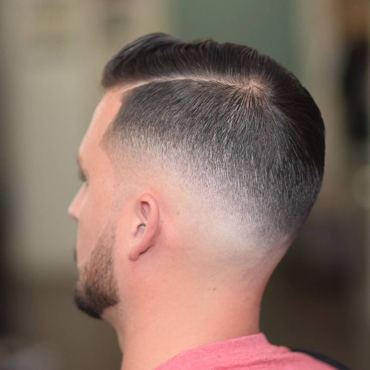nice 50 Fresh Medium Fade Haircuts - New Ways to Amp Up the Style Check more at http://machohairstyles.com/best-medium-fade-haircut/