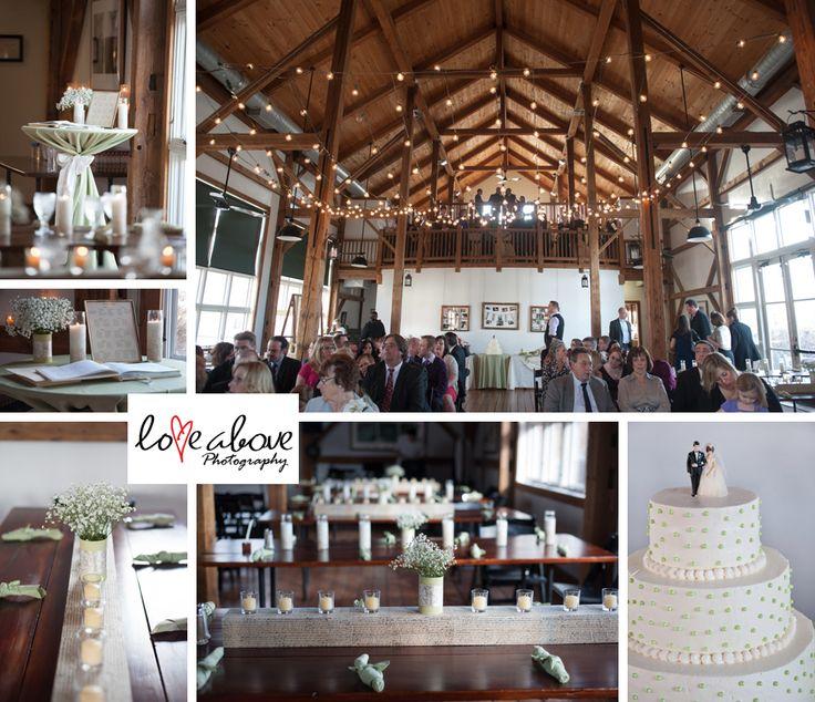 Byron Colby Barn Wedding: Grayslake, Illinois Wedding Photography