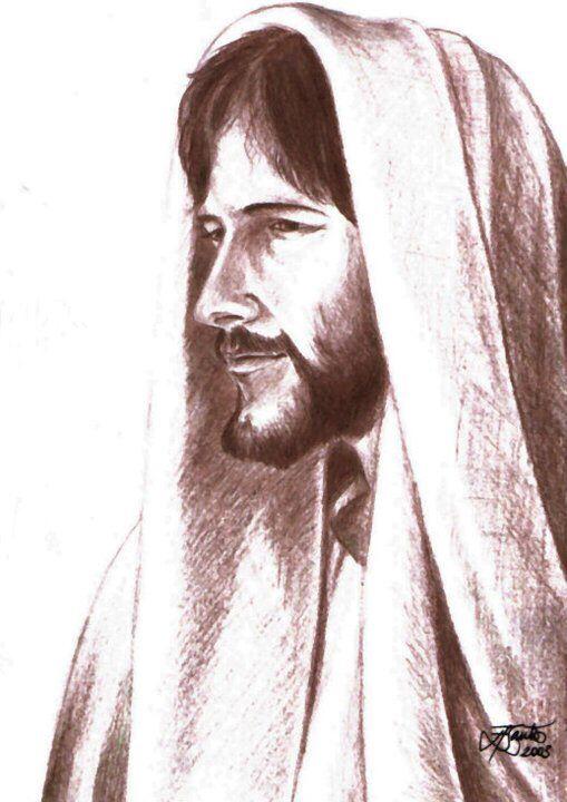 Jesus. By Eliude A Santos