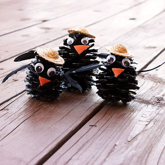 Pinecone Black Crows (from We Made That)