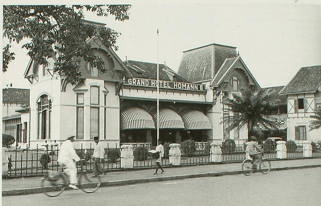 Grand Hotel Homan - Bandoeng