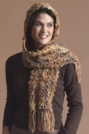 Easy Crochet Hooded Scarf Free Easy Crochet Pattern Hooded Scarf