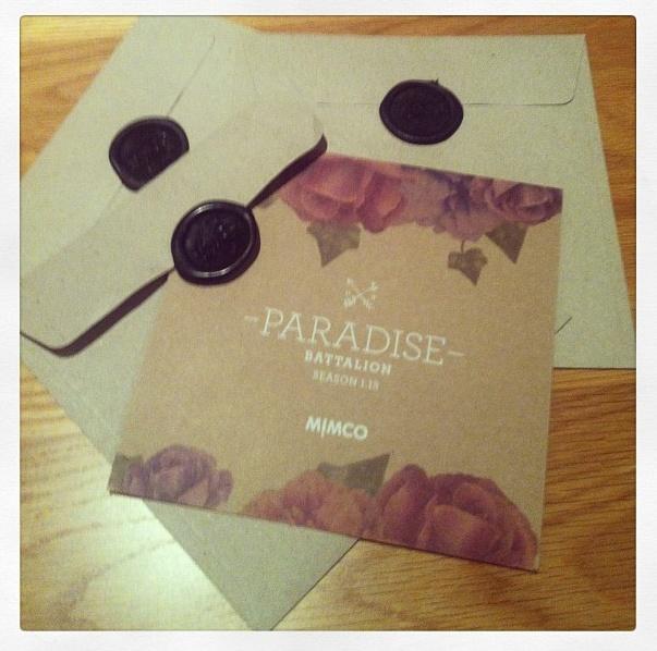 FanGram: Paradise