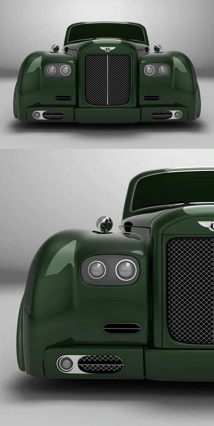 Bentley S3 Lowrider...Badass