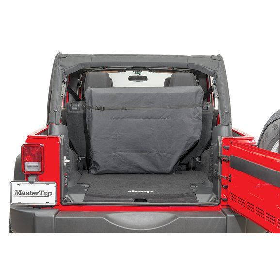 Mastertop 13100001 Freedom Panel Storage Bag For 07 20 Jeep