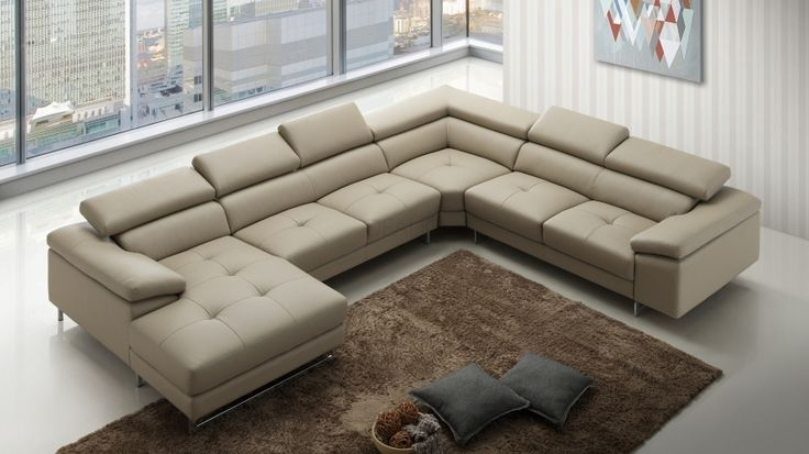 Boston Sectional Lounge - Lounge Life
