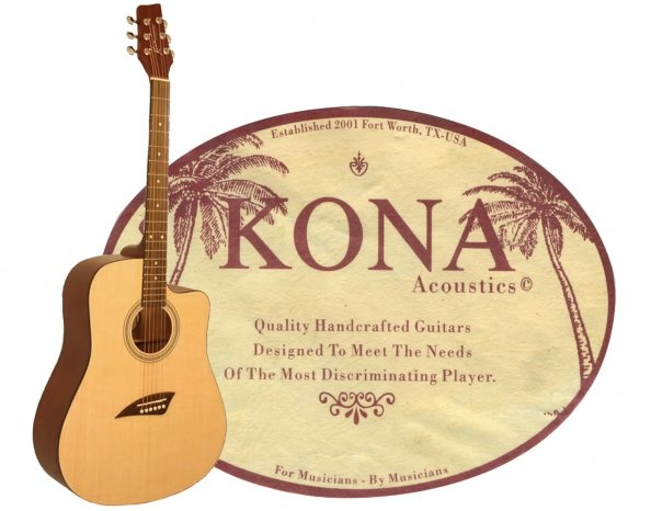 Our wonderful sponsor/partner Kona Guitars...donating guitars to be autographed & raffled off to benefit Neal McCoy's East Texas Angel Network!!!