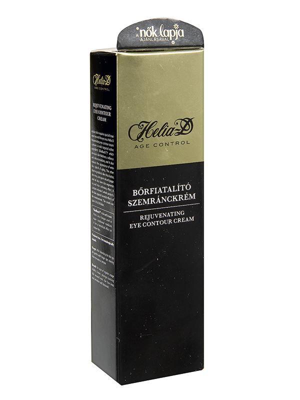 Helia-D Age Control Bőrfiatalító szemránckrém - 15 ml a Rossmann Webáruházban